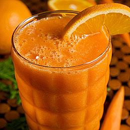 طريقه عصير البرتقال الجزر 2013