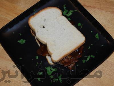 ساندوتش الستيك