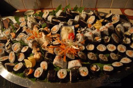 أكلة السوشي