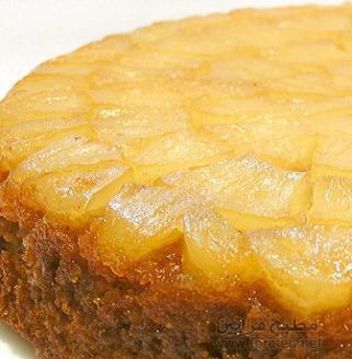 كعكة الأناناس