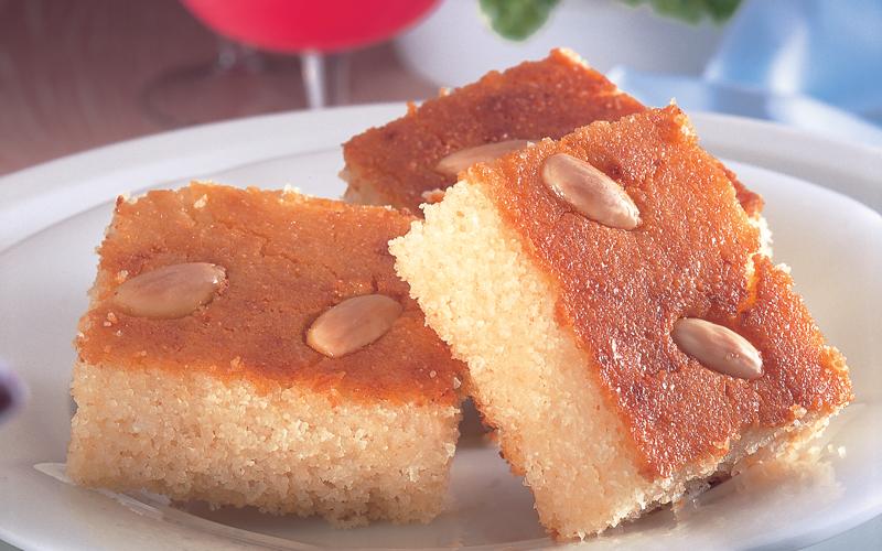 البسبوسة (حلوى مصرية)