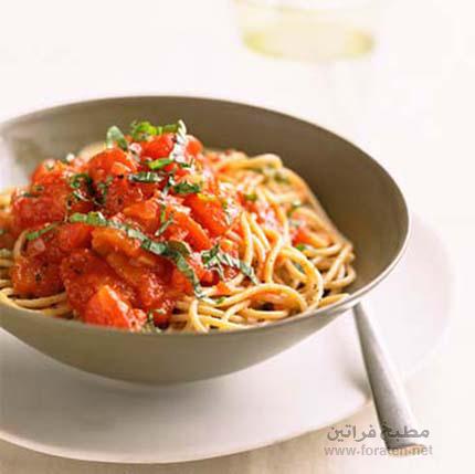 الطبق الايطالي الشهير، بولونيز