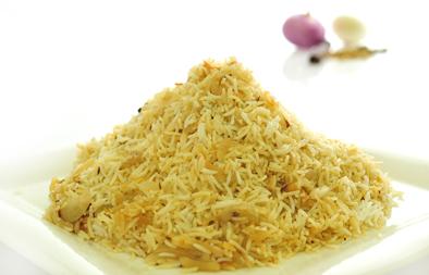 أرز باسمتي ببهارات المصالا
