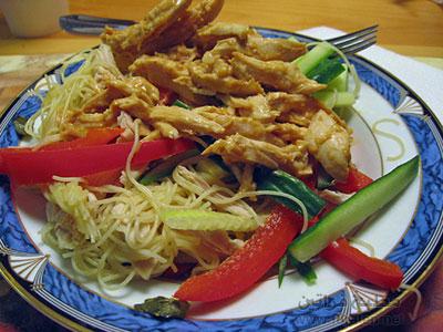 دجاج شرق آسيا
