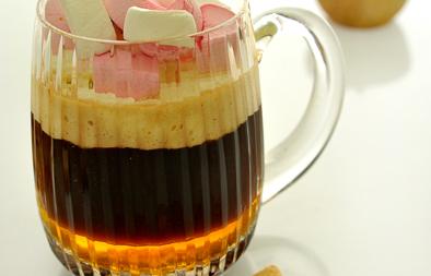 مشروب القهوة بالعسل