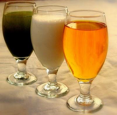 شراب الزعفران