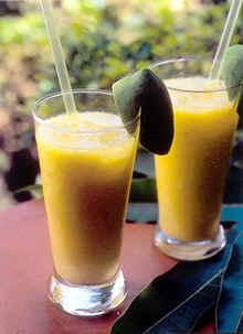 عصير البيناكولادا