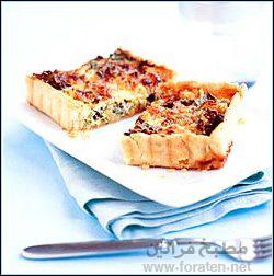 فطائر الجبنة والسبانخ