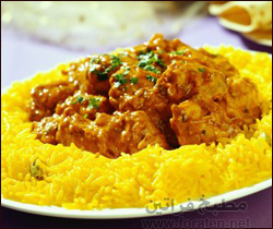 طبق اللحم الهندي