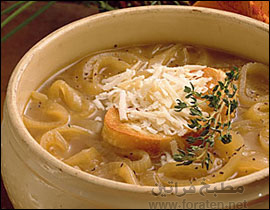 حساء الجبن