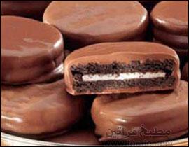ساندويش شوكولاته