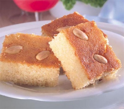 حلوى جوز الهند باللبن