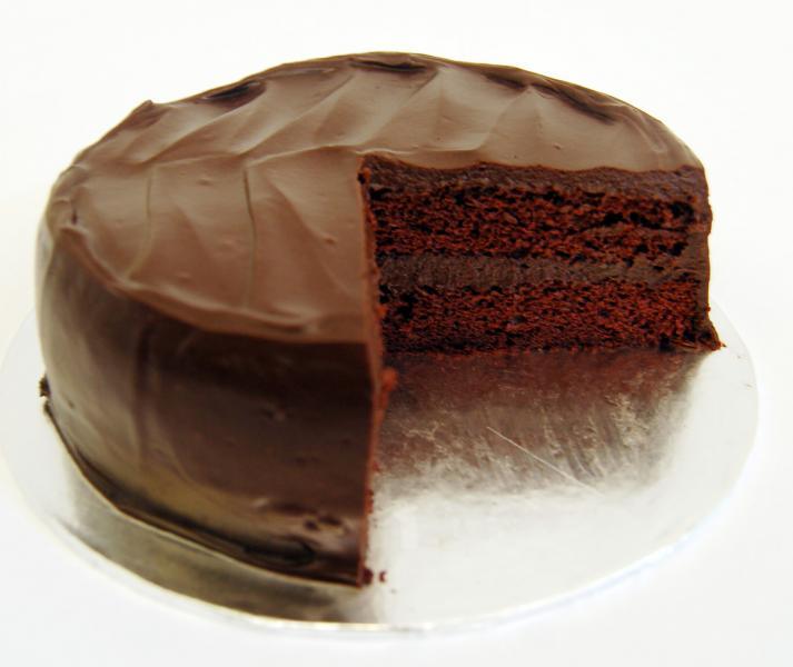 كعكة الشوكولاطة