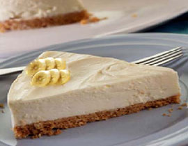 كعكة الموز