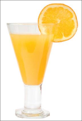 شراب البرتقال و الليمون
